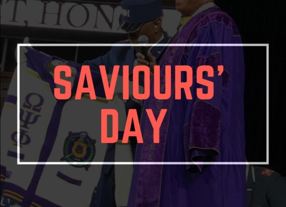 2019 Saviours Day Address